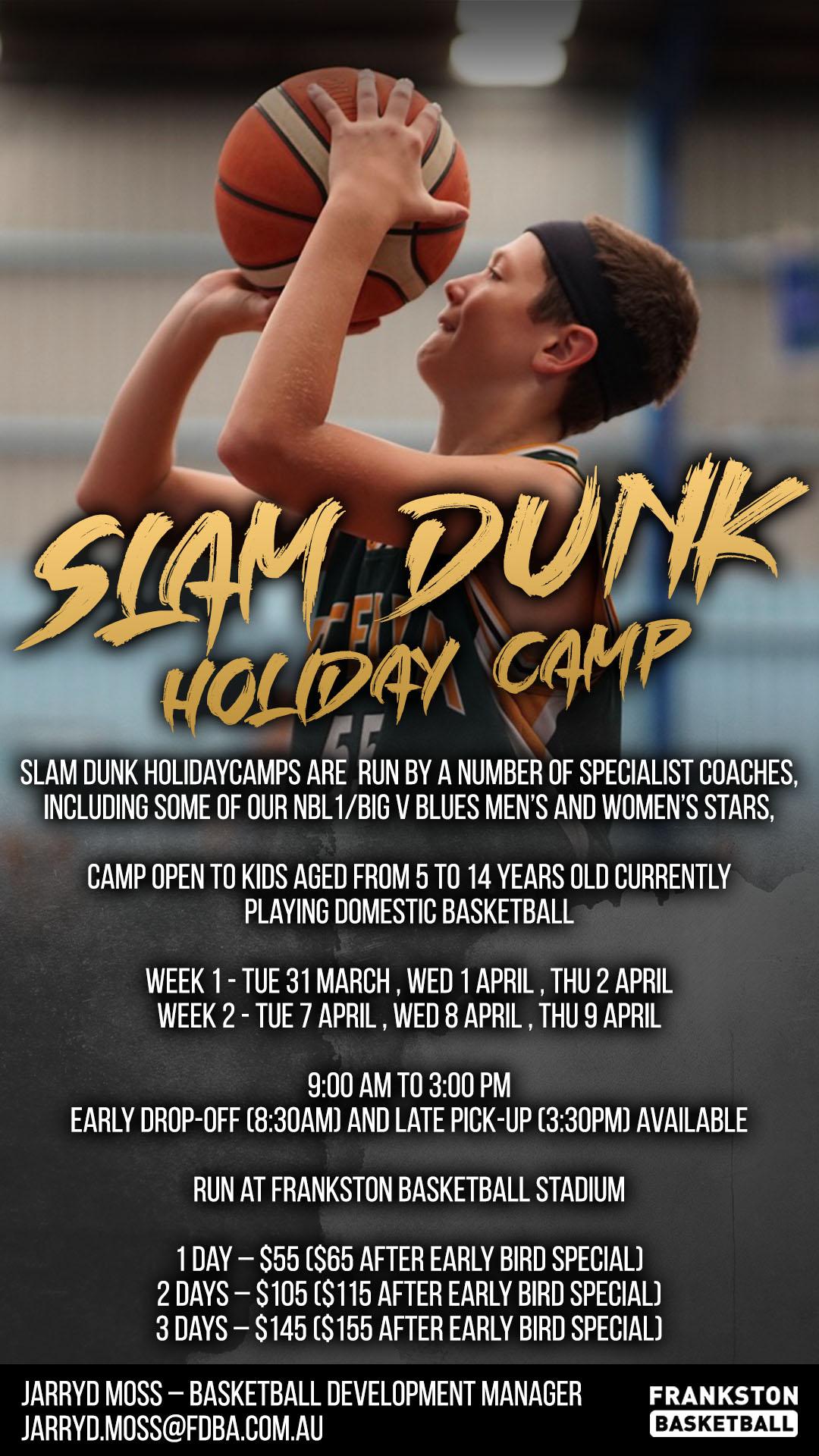 SlamDunkHolidayCamp